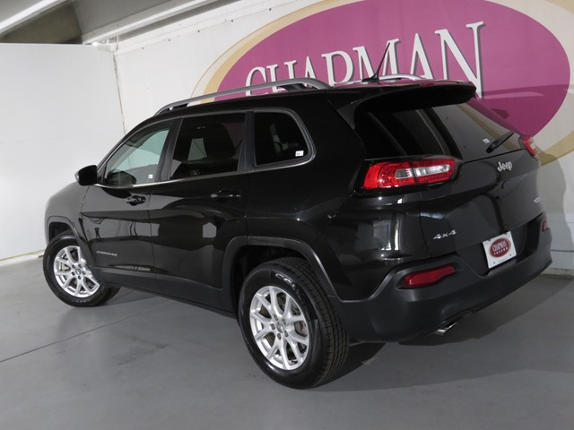 used 2015 jeep cherokee latitude stock ht67210 chapman acura tucson. Black Bedroom Furniture Sets. Home Design Ideas