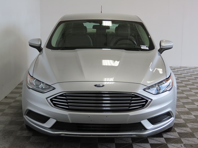 Used 2018 Ford Fusion Hybrid SE