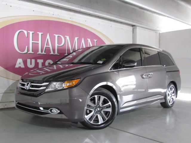2016 Honda Odyssey Touring – Stock #H1602930