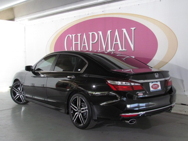 2016 honda accord sdn sport stock h1604220 chapman automotive group. Black Bedroom Furniture Sets. Home Design Ideas
