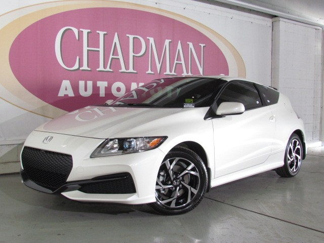 2016 honda cr z lx stock h1605420 chapman automotive group. Black Bedroom Furniture Sets. Home Design Ideas
