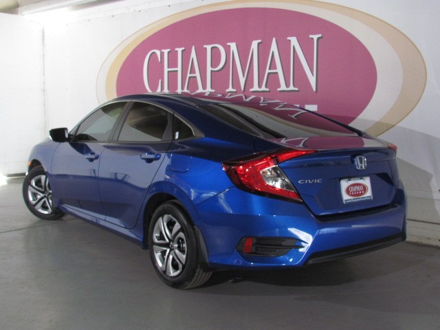 2016 Honda Civic Sdn Lx Stock H1606080 Chapman