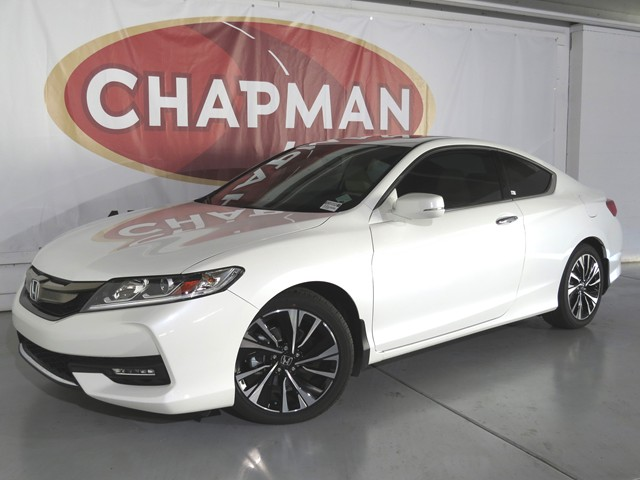 2016 Honda Accord Cpe EX-L – Stock #H1608040