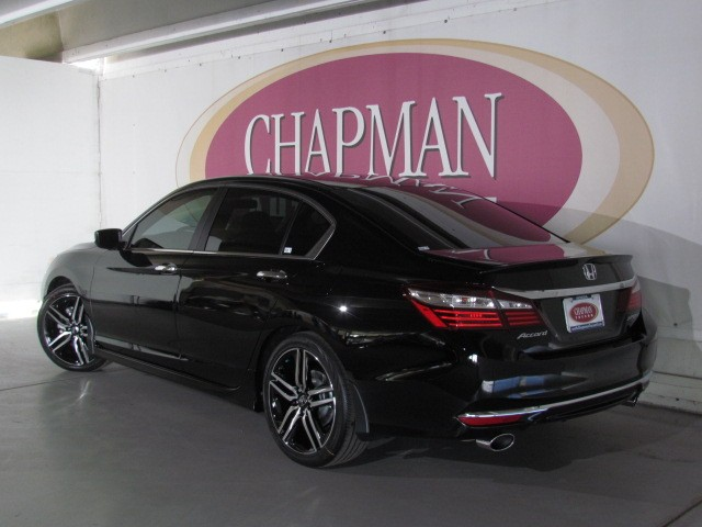 2016 honda accord sdn sport stock h1608070 chapman automotive group. Black Bedroom Furniture Sets. Home Design Ideas