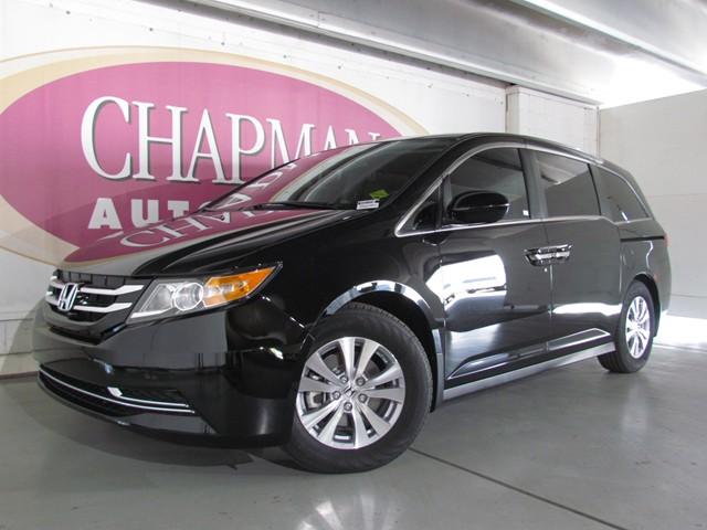 2016 Honda Odyssey EX-L – Stock #H1611530