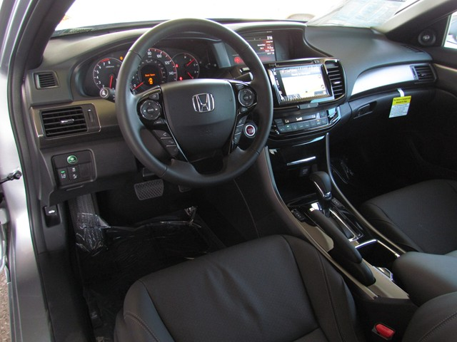 2016 Honda Accord Cpe EX-L w Navi w Honda Sensing – Stock #H1619660