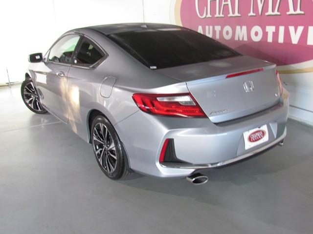 2017 Honda Accord Cpe EX-L V6 – Stock #H1703590