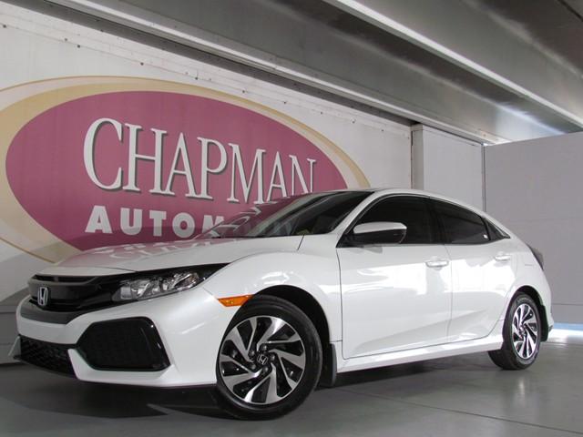 2017 Honda Civic Hatchback LX – Stock #H1707150