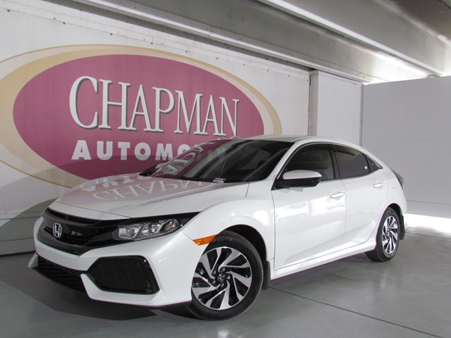 2017 Honda Civic Hatchback LX – Stock #H1707160
