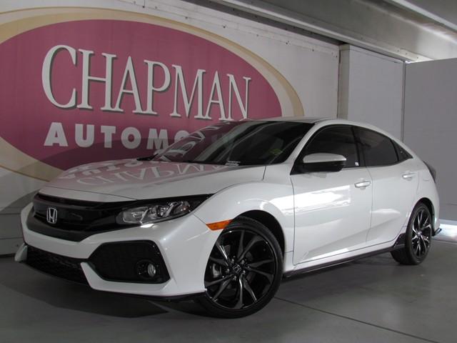 2017 Honda Civic Hatchback Sport – Stock #H1707210