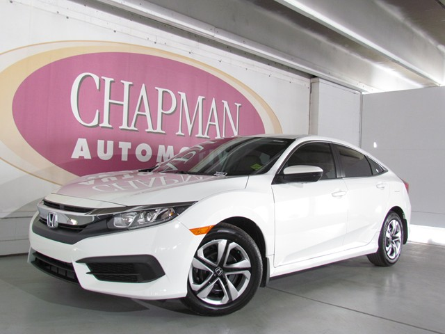 2017 Honda Civic Sdn LX – Stock #H1707470