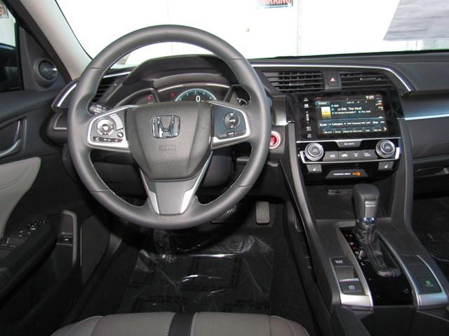 2017 Honda Civic Sdn EX-L – Stock #H1707500