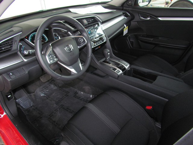 2017 Honda Civic Sdn EX – Stock #H1707850