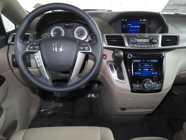 2017 Honda Odyssey EX – Stock #H1707920