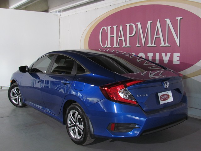 2017 Honda Civic Sdn LX – Stock #H1707990