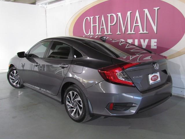 2017 Honda Civic Sdn EX – Stock #H1708010