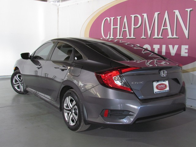 2017 Honda Civic Sdn LX – Stock #H1708170
