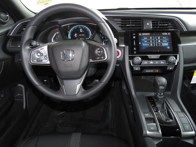 2017 Honda Civic Hatchback EX w Honda Sensing – Stock #H1708220