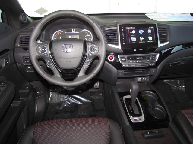 2017 Honda Ridgeline Black Edition – Stock #H1708300