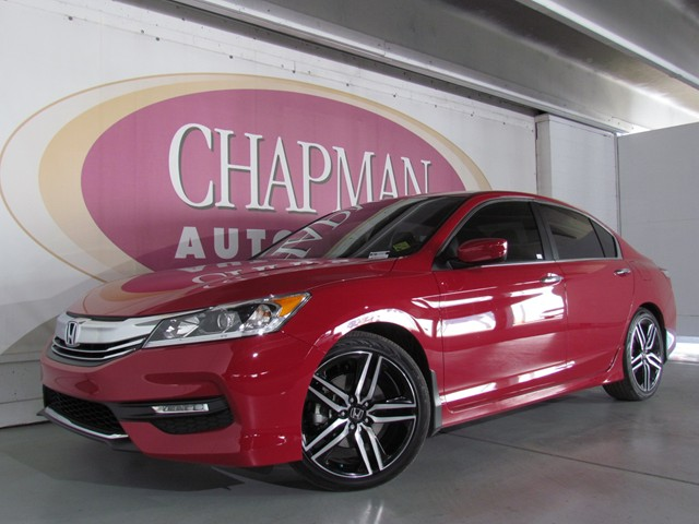 2017 Honda Accord Sdn Sport – Stock #H1708880