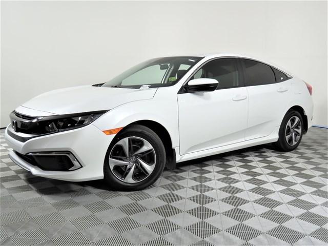 2020 Honda Civic Sedan LX CVT FWD