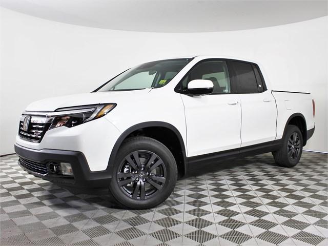 2020 Honda Ridgeline Sport AWD