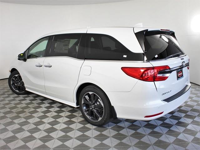 2021 Honda Odyssey Elite