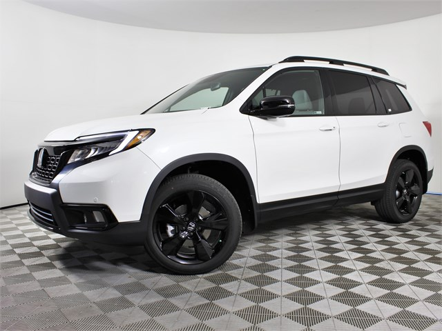 2021 Honda Passport Elite