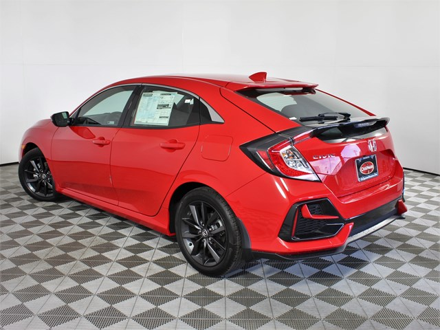 2021 Honda Civic Hatchback EX