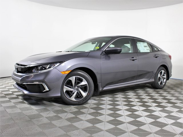 2021 Honda Civic Sedan LX