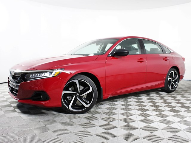 2021 Honda Accord Sedan Sport Special Edition