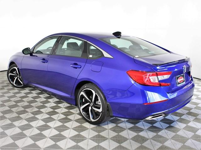 2021 Honda Accord Sedan Sport 1.5T