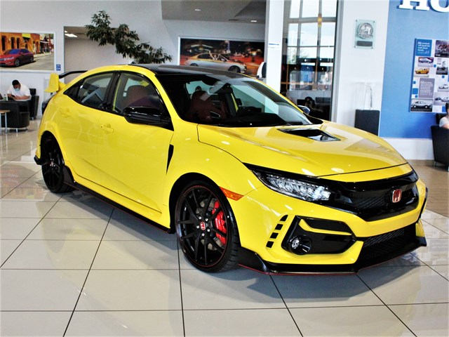 2021 Honda Civic Hatchback Type R Limited Edition
