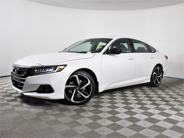 2021 Honda Accord Sedan Sport 2.0T