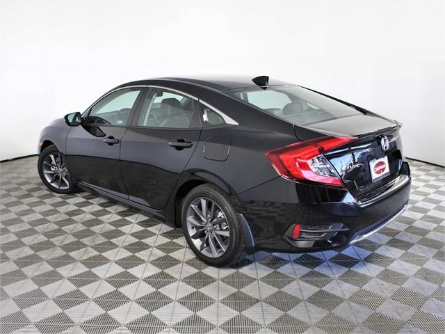 2021 Honda Civic Sedan EX-L