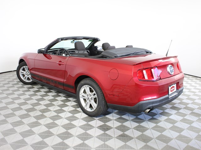 Used 2011 Ford Mustang