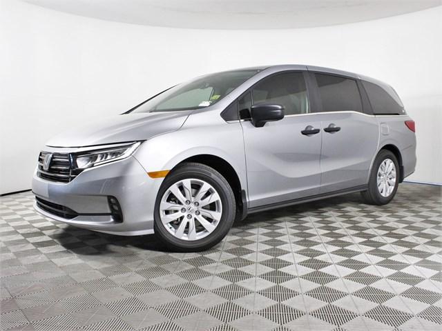 2022 Honda Odyssey LX