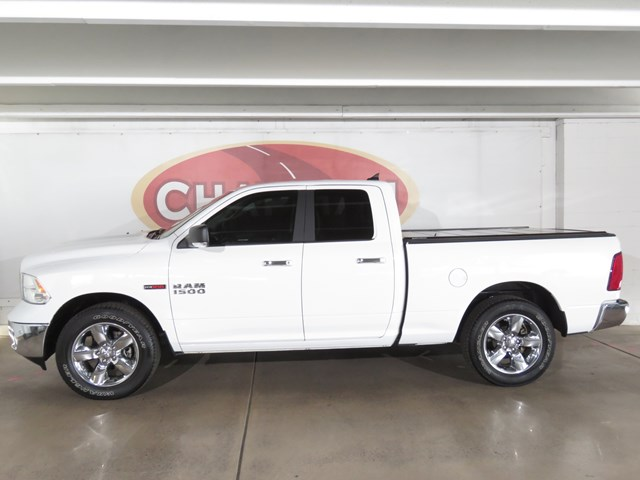Used 2018 Ram 1500 Big Horn Extended Cab