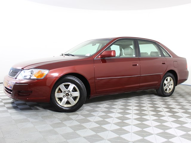 Used 2000 Toyota Avalon XL