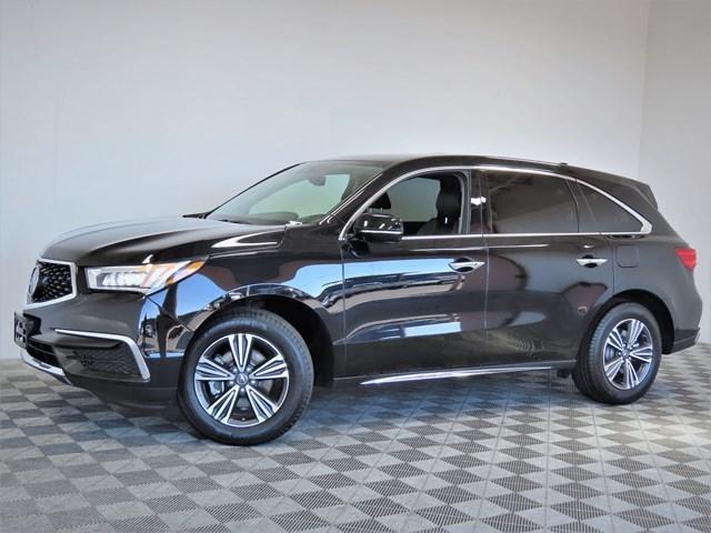 Used 2018 Acura MDX