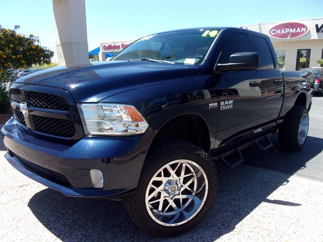 Used 2014 Ram 1500 Express Extended Cab