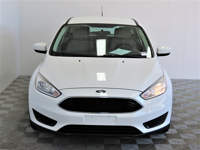 Used 2018 Ford Focus SE
