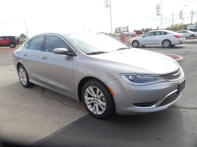2015 Chrysler 200 Limited – Stock #T1672630
