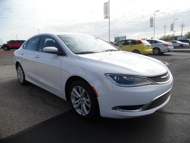 2015 Chrysler 200 Limited – Stock #T1672650