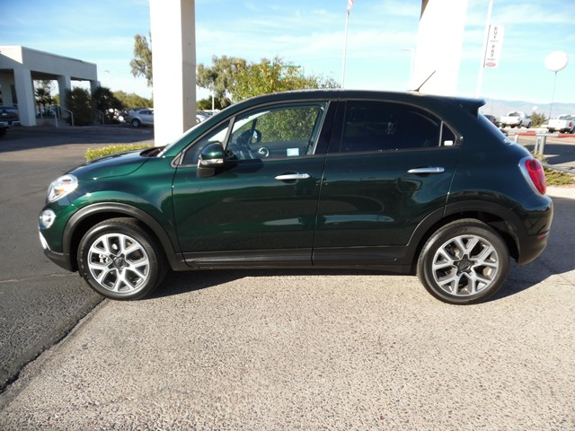 2016 FIAT 500x Lounge – Stock #T1673160
