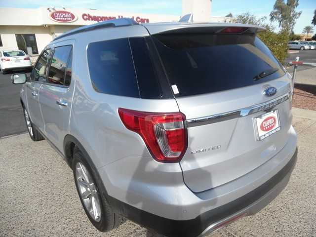 2016 Ford Explorer Limited – Stock #T1673460