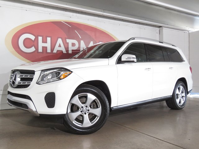 Used 2017 Mercedes-Benz GLS 450