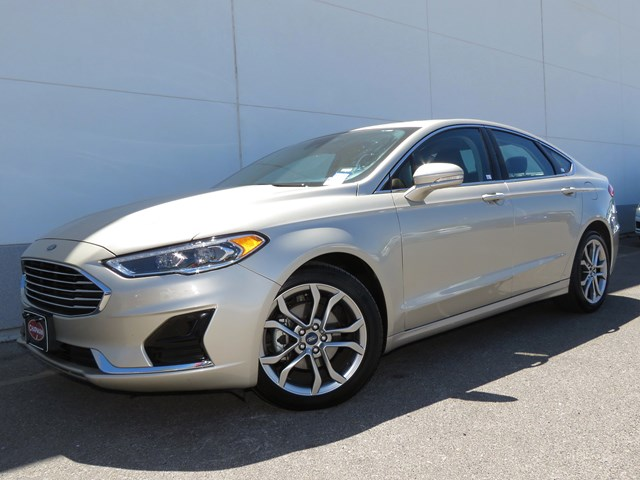 Used 2019 Ford Fusion SEL
