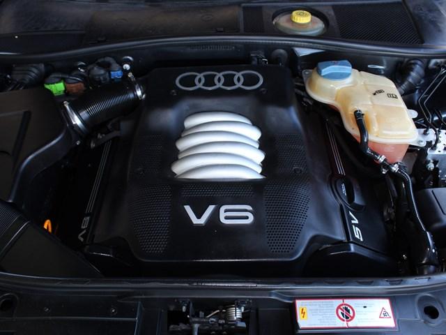 1999 Audi allroad Avant quattro 2.8