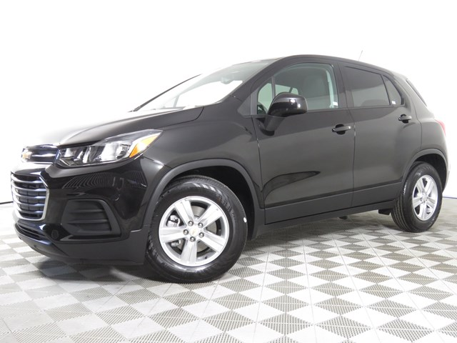 Used 2020 Chevrolet Trax LS